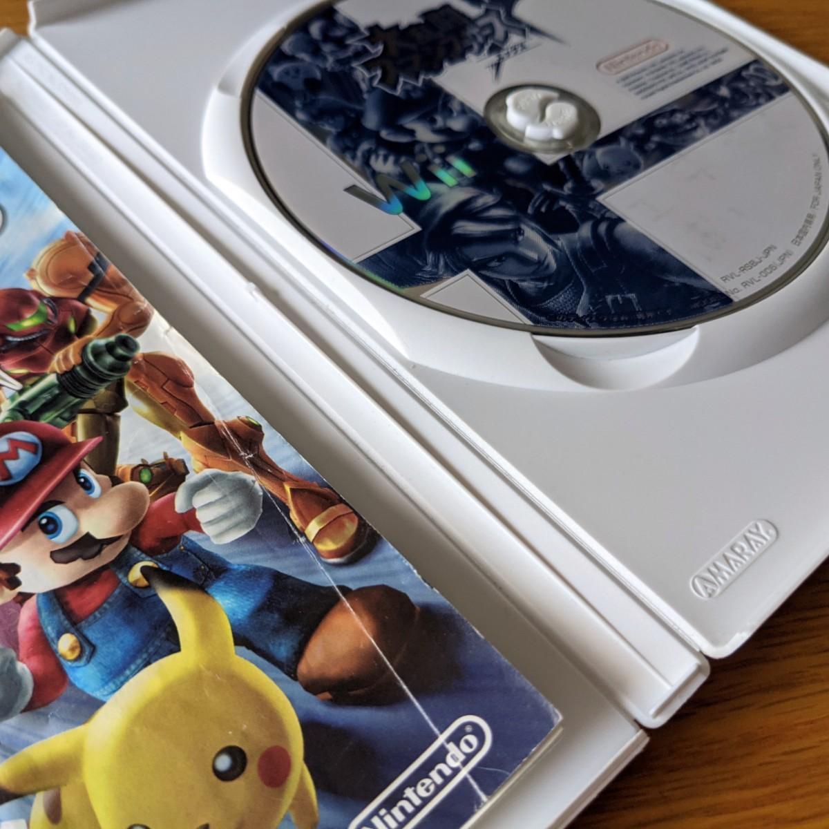 大乱闘スマッシュブラザーズX Wiiソフト 任天堂