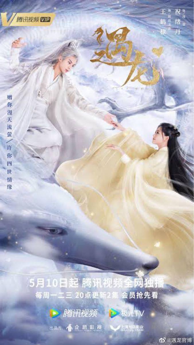 中国ドラマ全話DVD【遇龍】