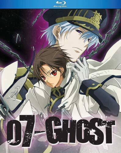 【送料込】セブンゴースト 25話 (北米版 ブルーレイ) 07-Ghost blu-ray BD