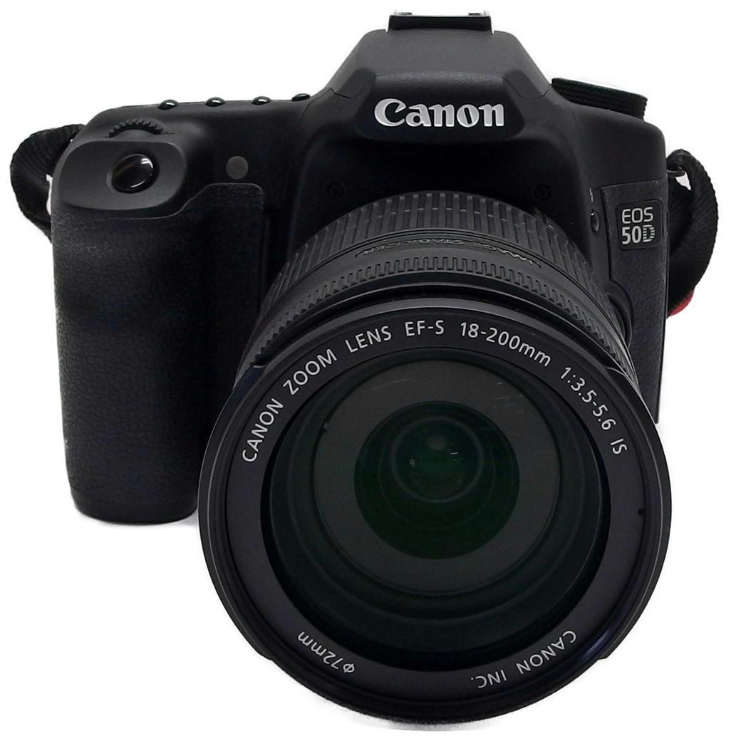 1円【ジャンク】CANON キャノン/EOS 50D EF-S18-200 IS/EOS 50D EF-S18-200 IS/12