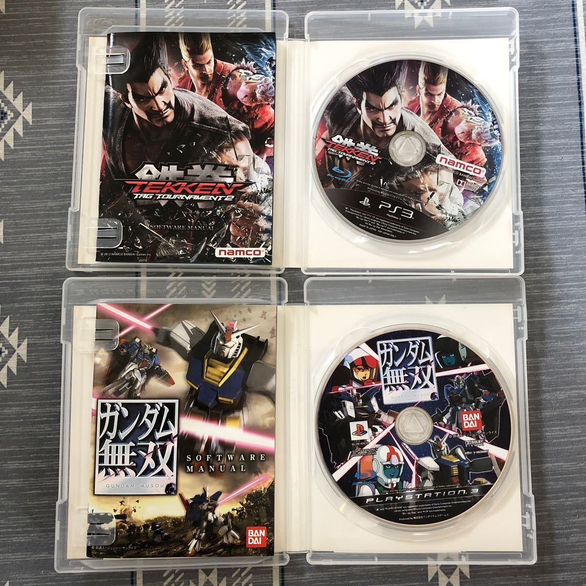 PS3ソフト 6本セット