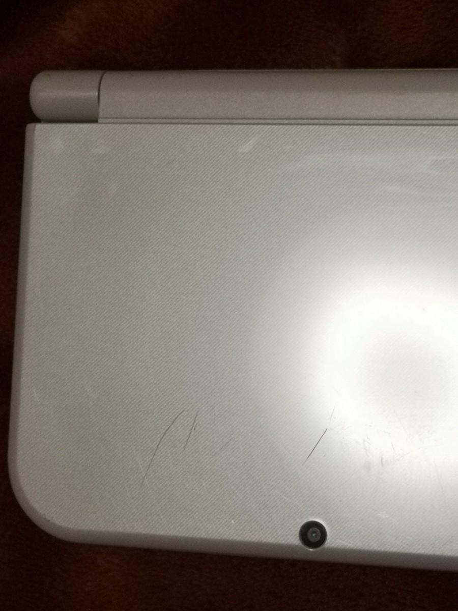 Newニンテンドー3DS LL new NINTENDO 3DS LL 任天堂 パールホワイト