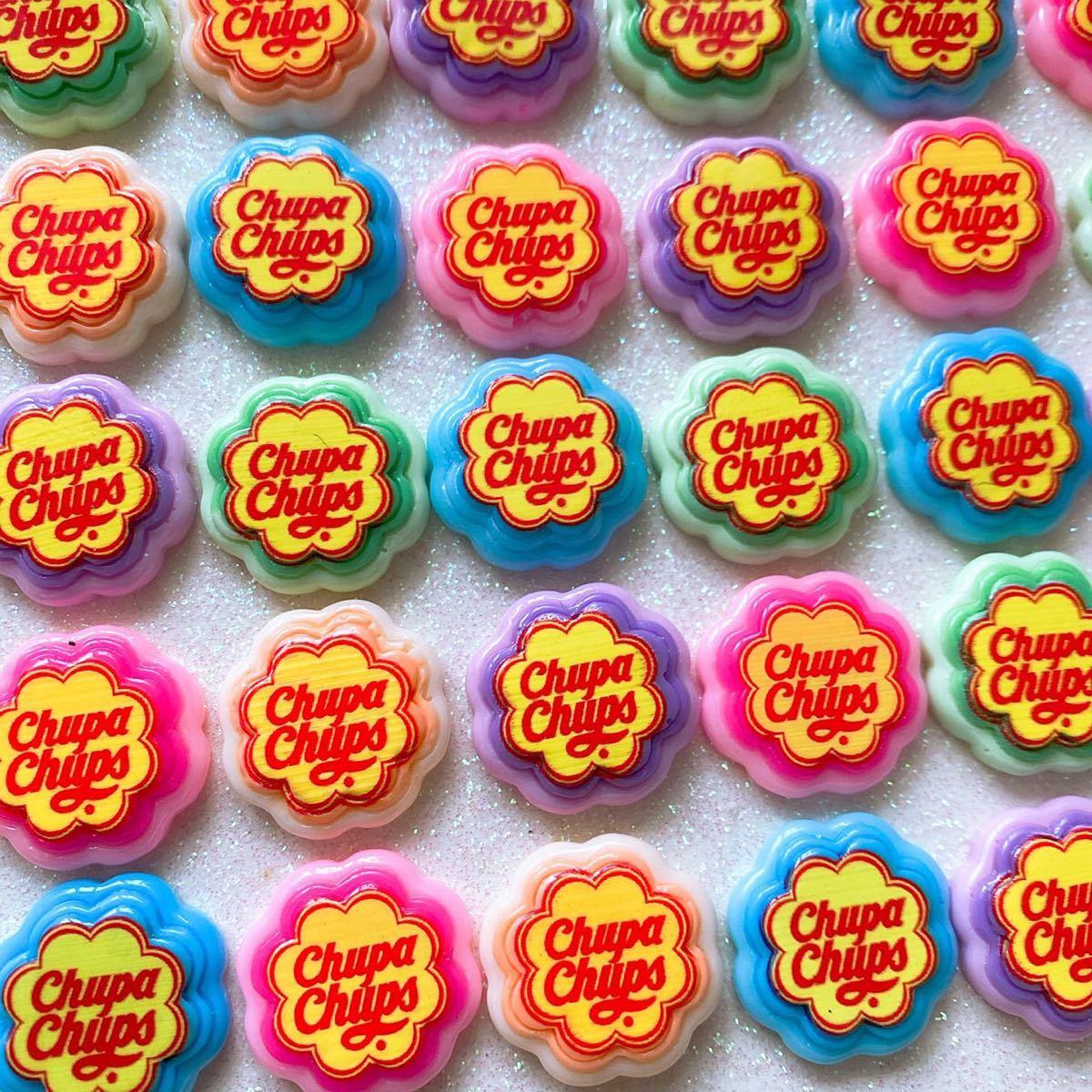 デコパーツ キャンディパーツ 30個セット お菓子パーツ ハンドメイド 材料
