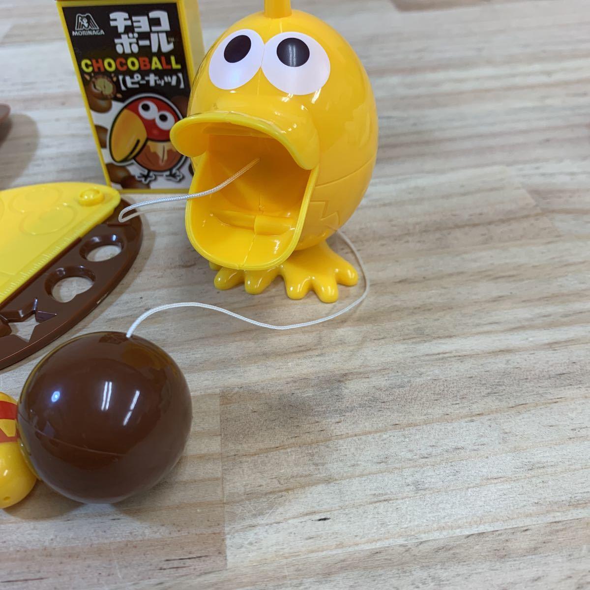 4N8728-5 しゃべる 金のキョロちゃん缶 森永チョコボール おもちゃのカンヅメ_画像7