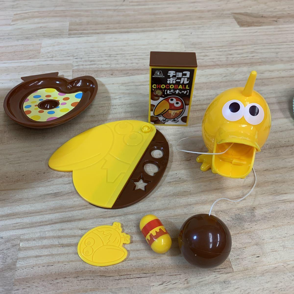 4N8728-5 しゃべる 金のキョロちゃん缶 森永チョコボール おもちゃのカンヅメ_画像6