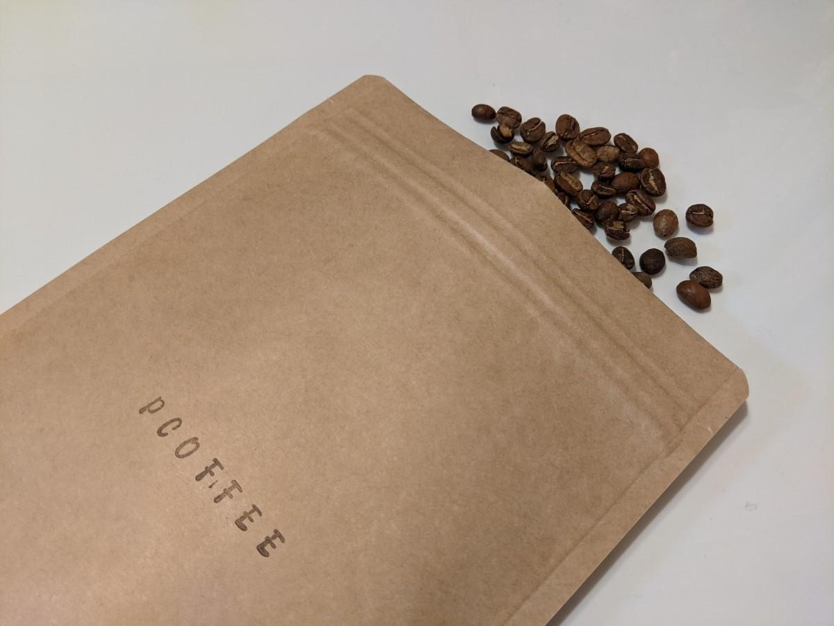 自家焙煎珈琲豆  エチオピアシダモ・ウォッシュド200g