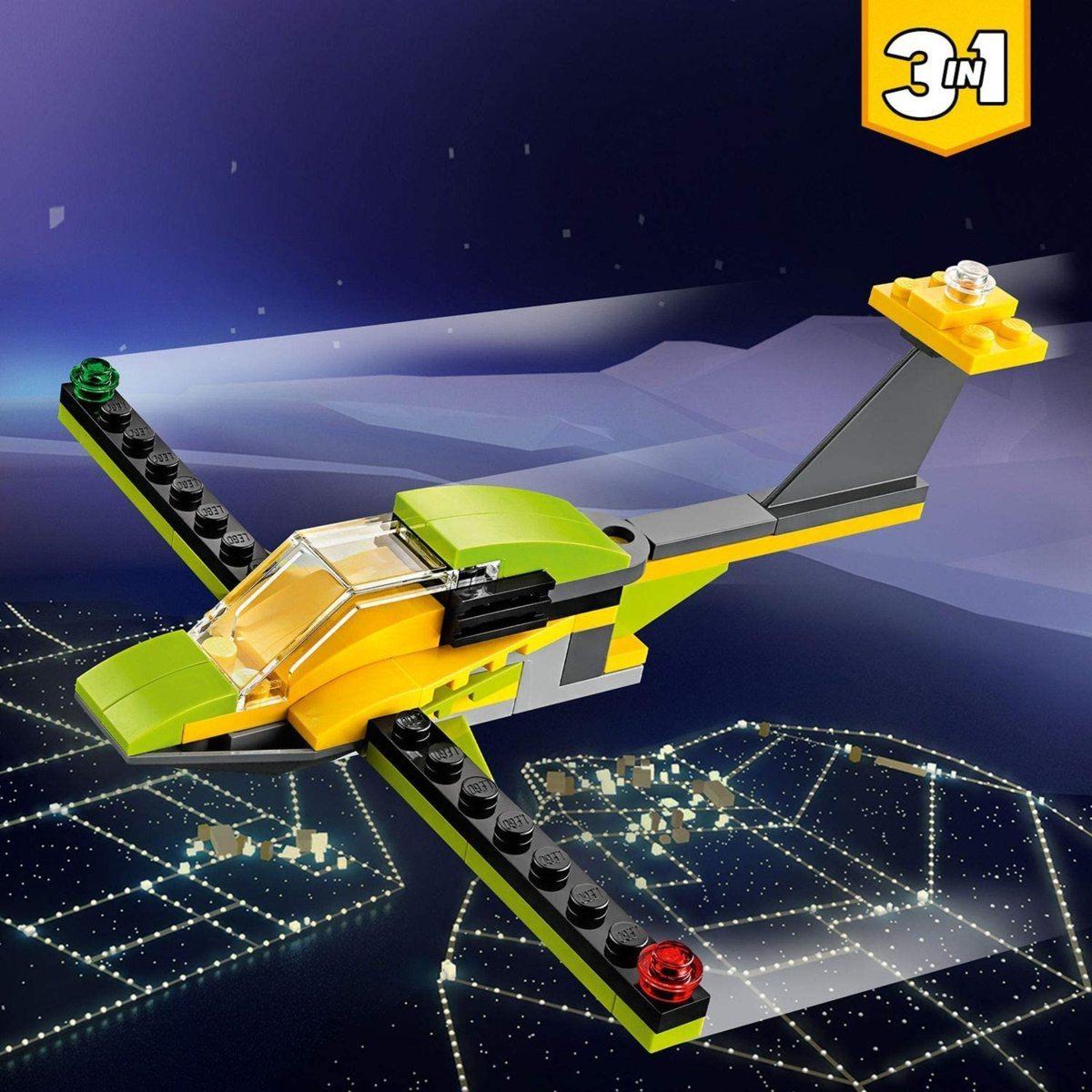 レゴ(LEGO) クリエイター ヘリコプター・アドベンチャー 31092 知育玩具 ブロック おもちゃ 女の子 男の子_画像4