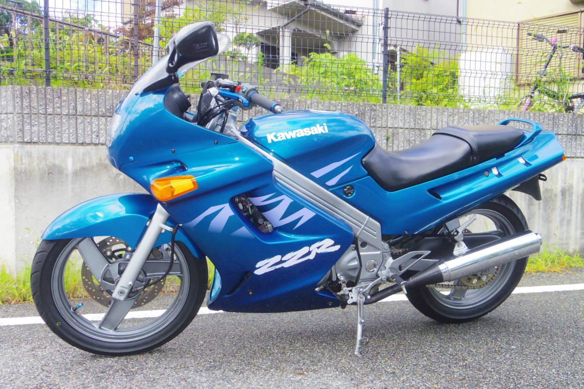 「通勤!通学!ツーリング! ★ ZZ-R250 ★ ZZR250 ★ 動画有! 」の画像2