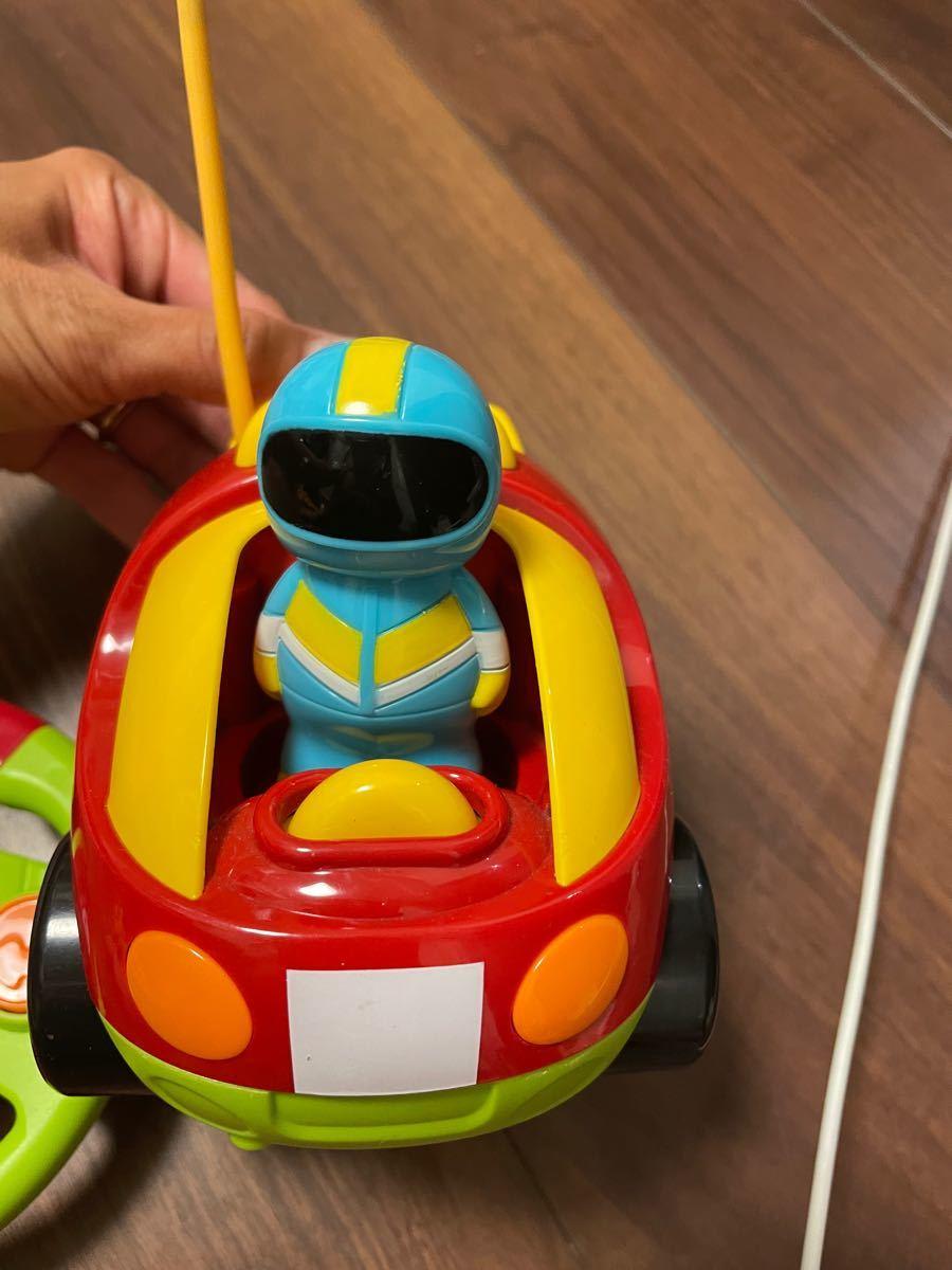 ラジコンカー こども向け Asanagiu 車のおもちゃ