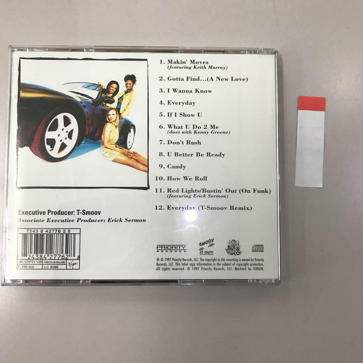 CD 輸入盤 中古【洋楽】長期保存品 the ruth!