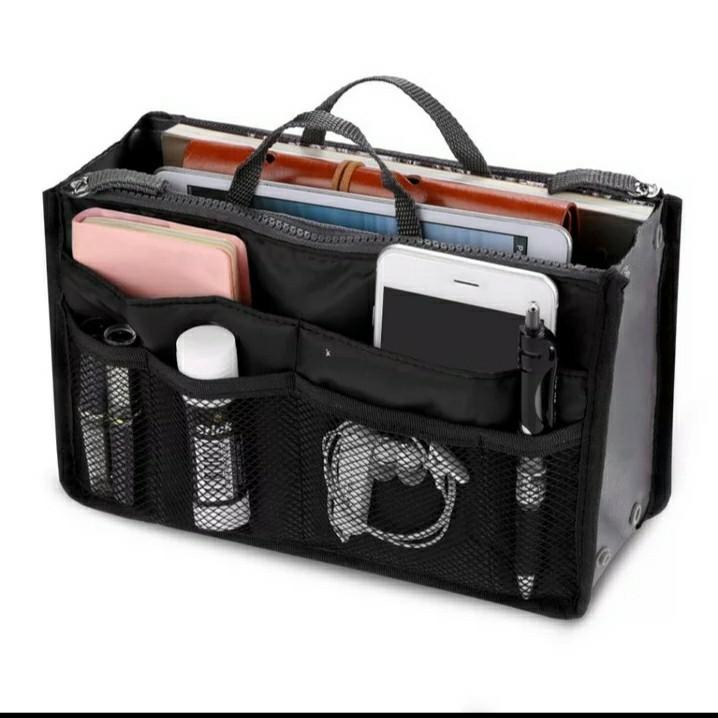 バックインバック インナーバッグ 仕分け 小物 整理 整頓 仕切り 全7色