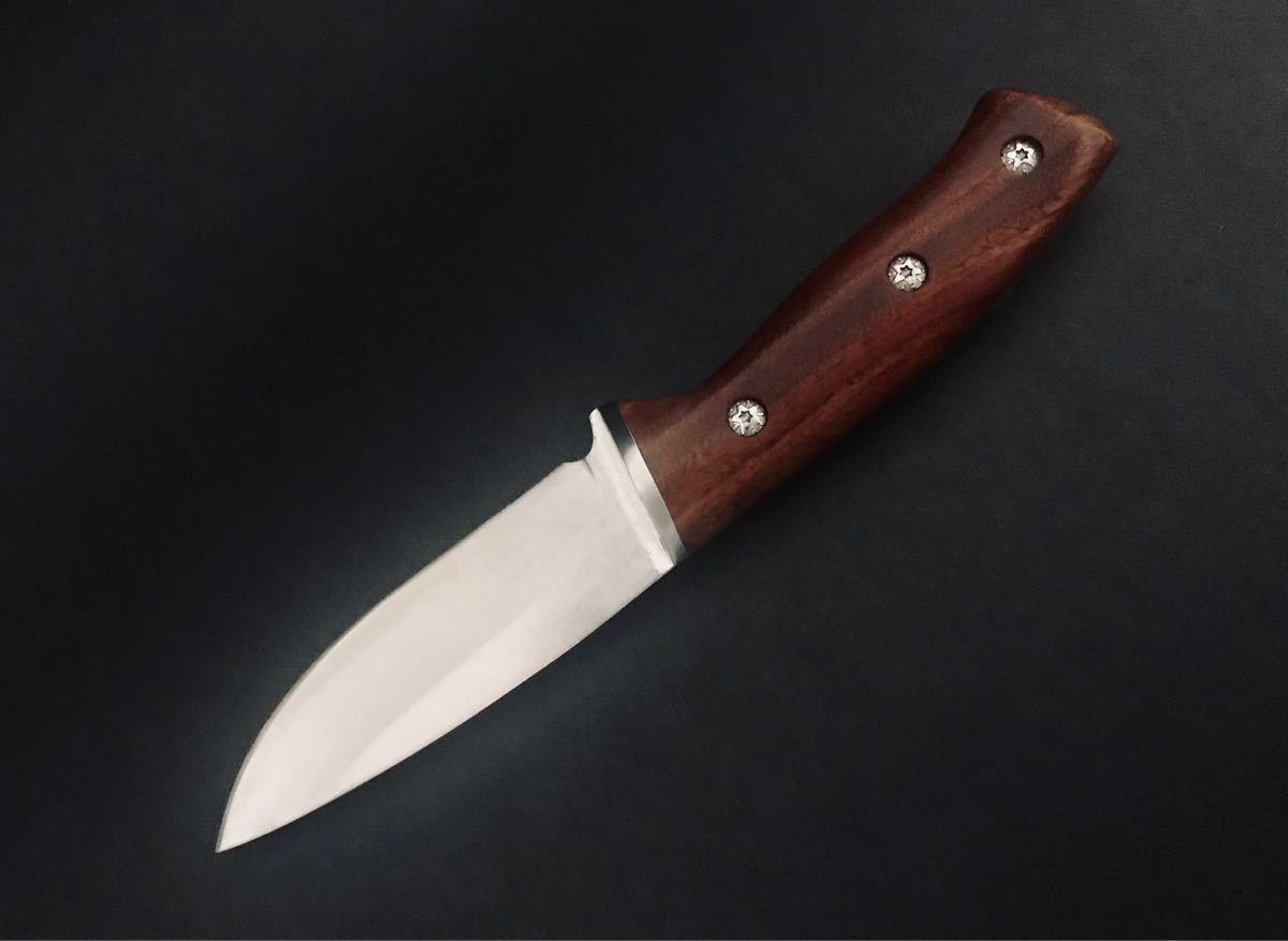 ナイフ シースナイフ #019  アウトドア