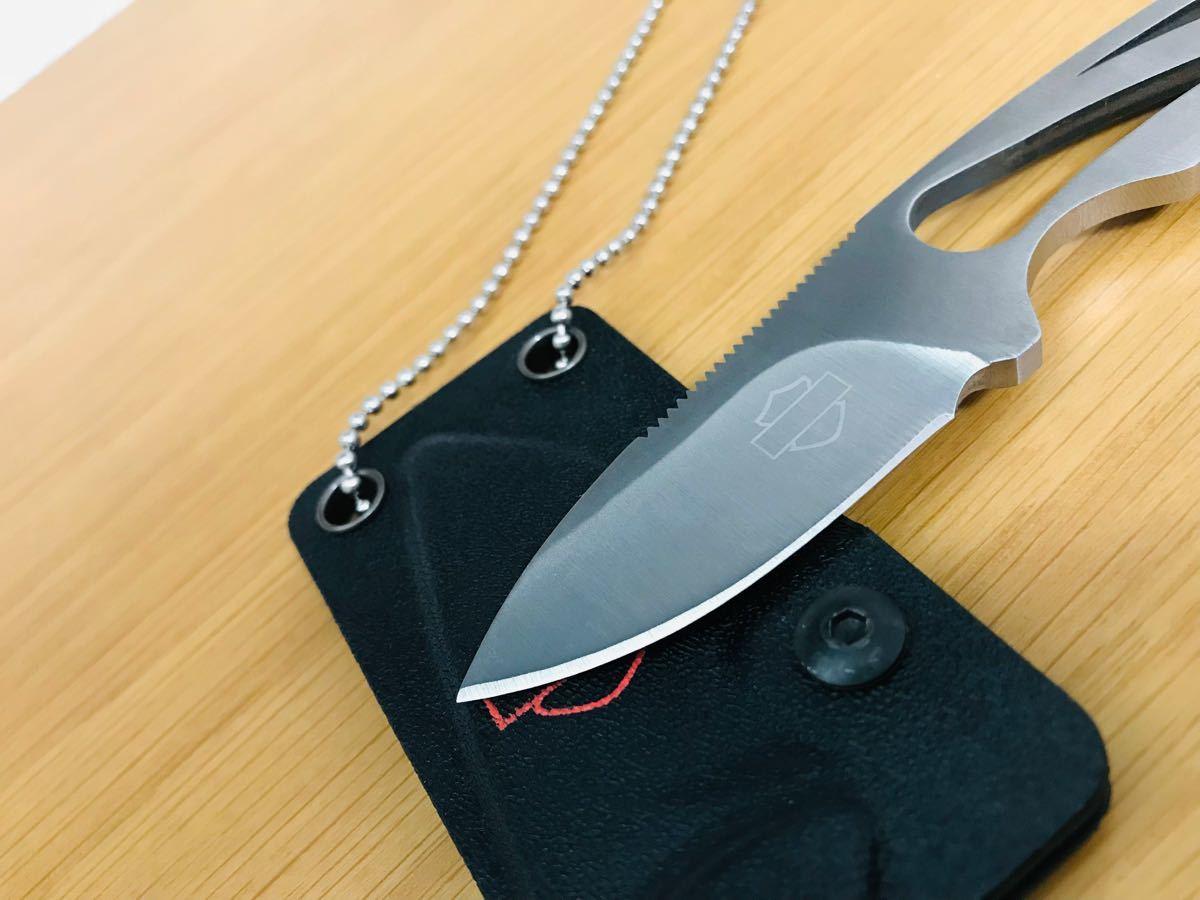 ナイフ シースナイフ #017【シルバー】アウトドア