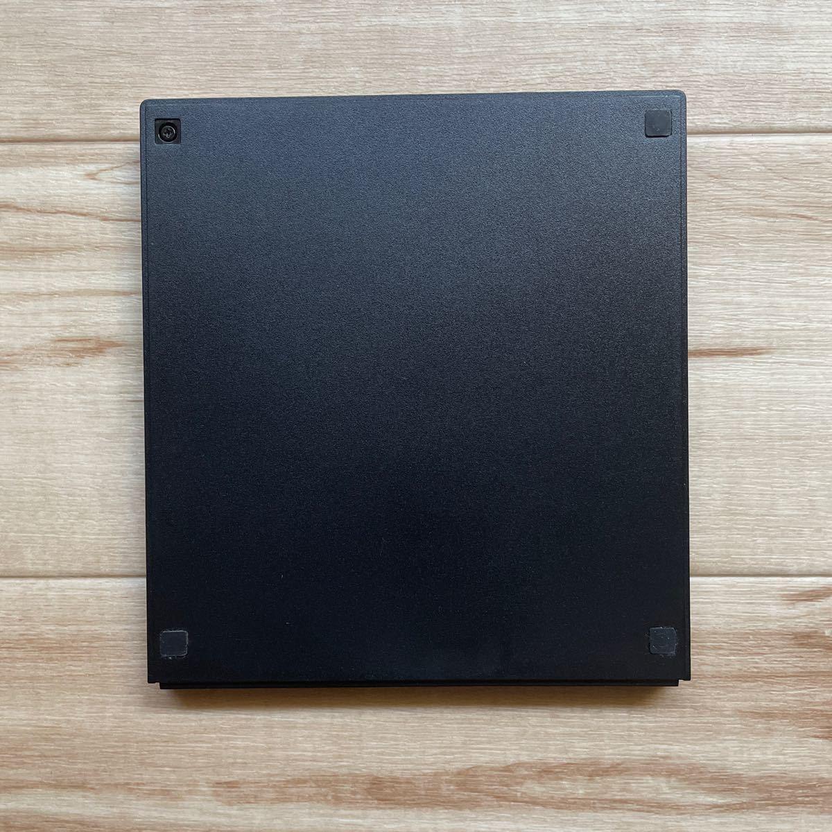 Logitech ポータブル ブルーレイ ユニット LBD-PVA6U3V Blu-ray DVD CD ドライブ