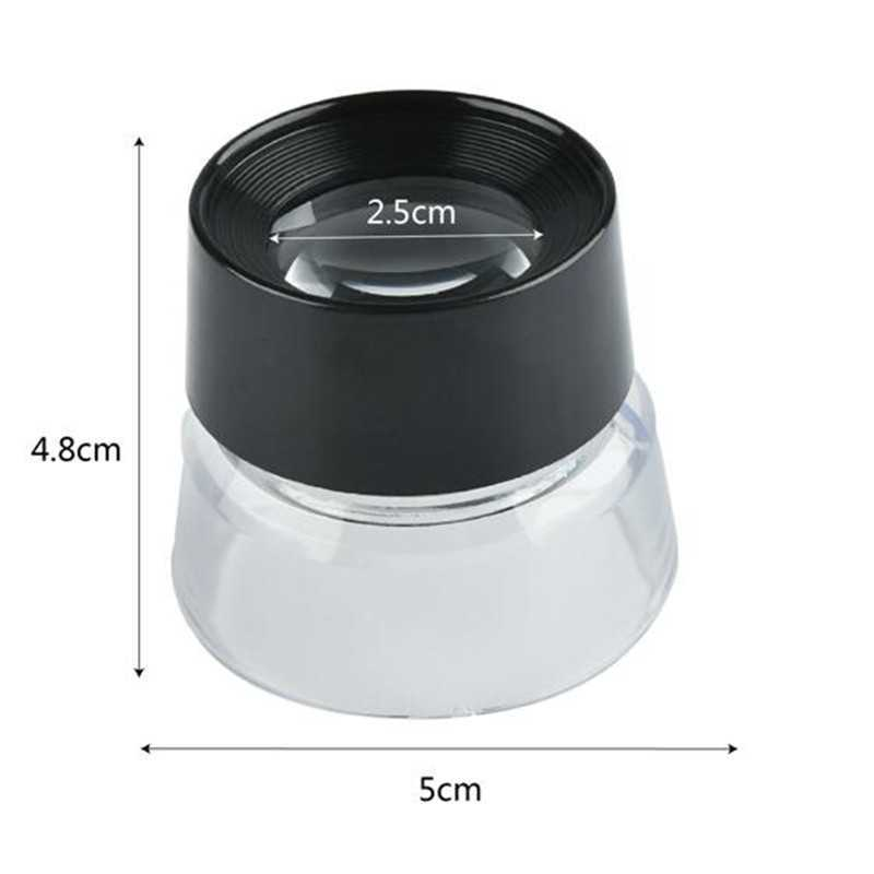 reading gem magnifier stamp antique therefore. portable magnification 10 times magnifying glass magnifier microscope