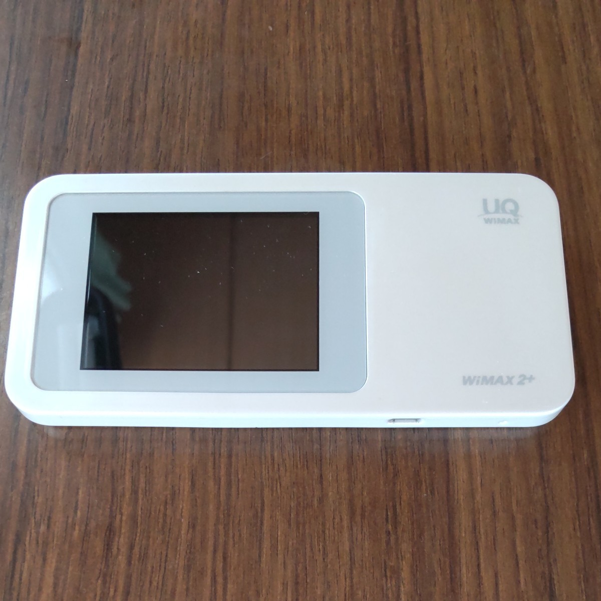 WiMAX2+ SPEED Wi-Fi NEXT W01 UQ
