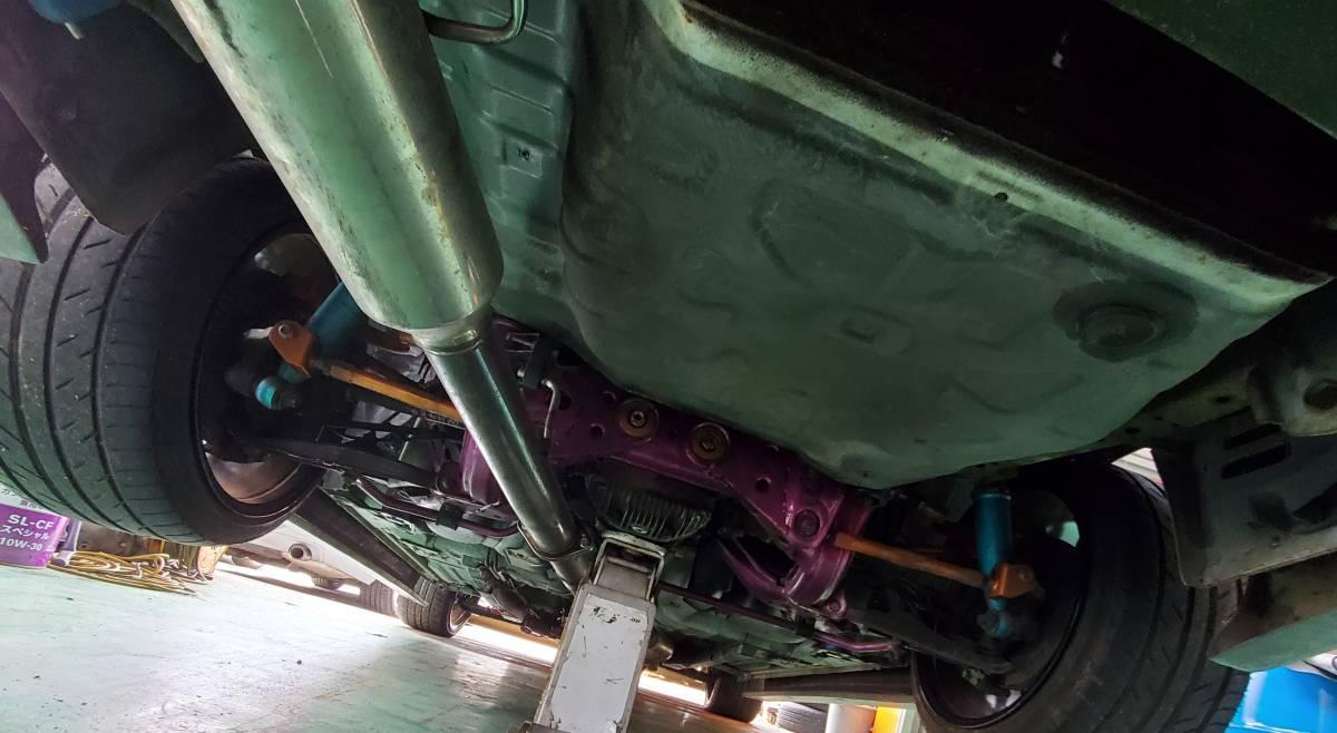 シルビアS 15 2JZ 3.1L◆Z34 6速ミッション T78 エンジンオーバーホール済 フルチューン 車検付き_画像7