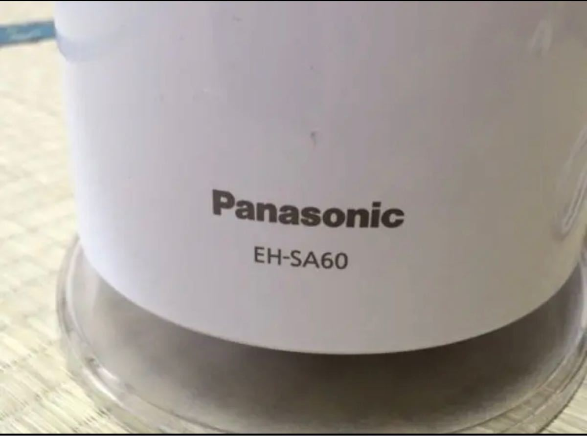 Panasonic スチーマー ナノケア EH-SA60