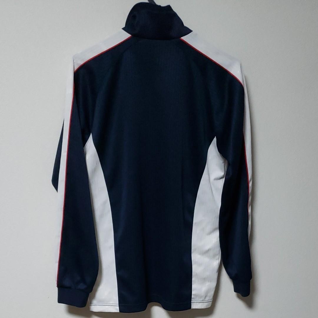 NIKE  ナイキ  トラックジャケット ジャージ メンズ 白×紺