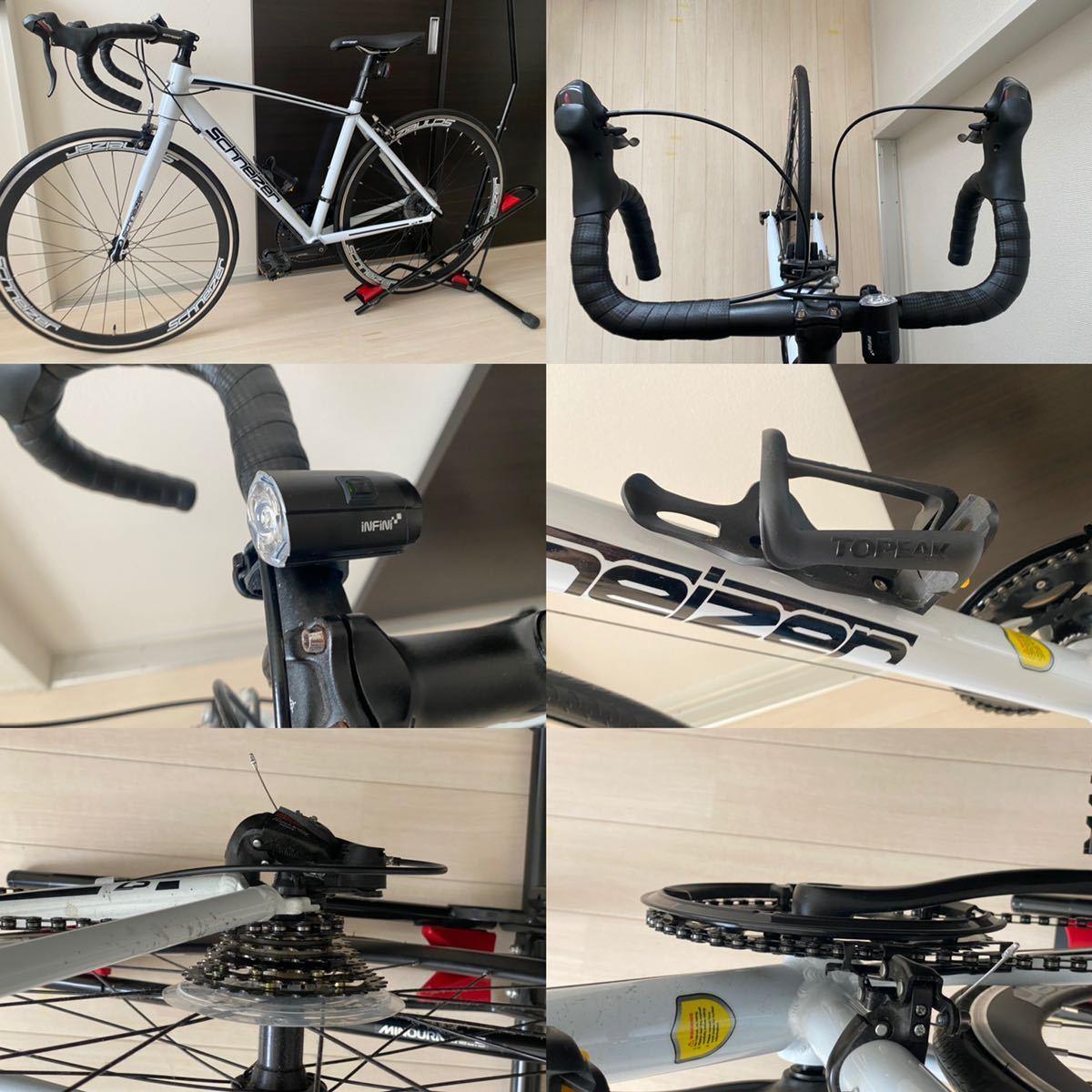 ロードバイク 5点セット_画像6