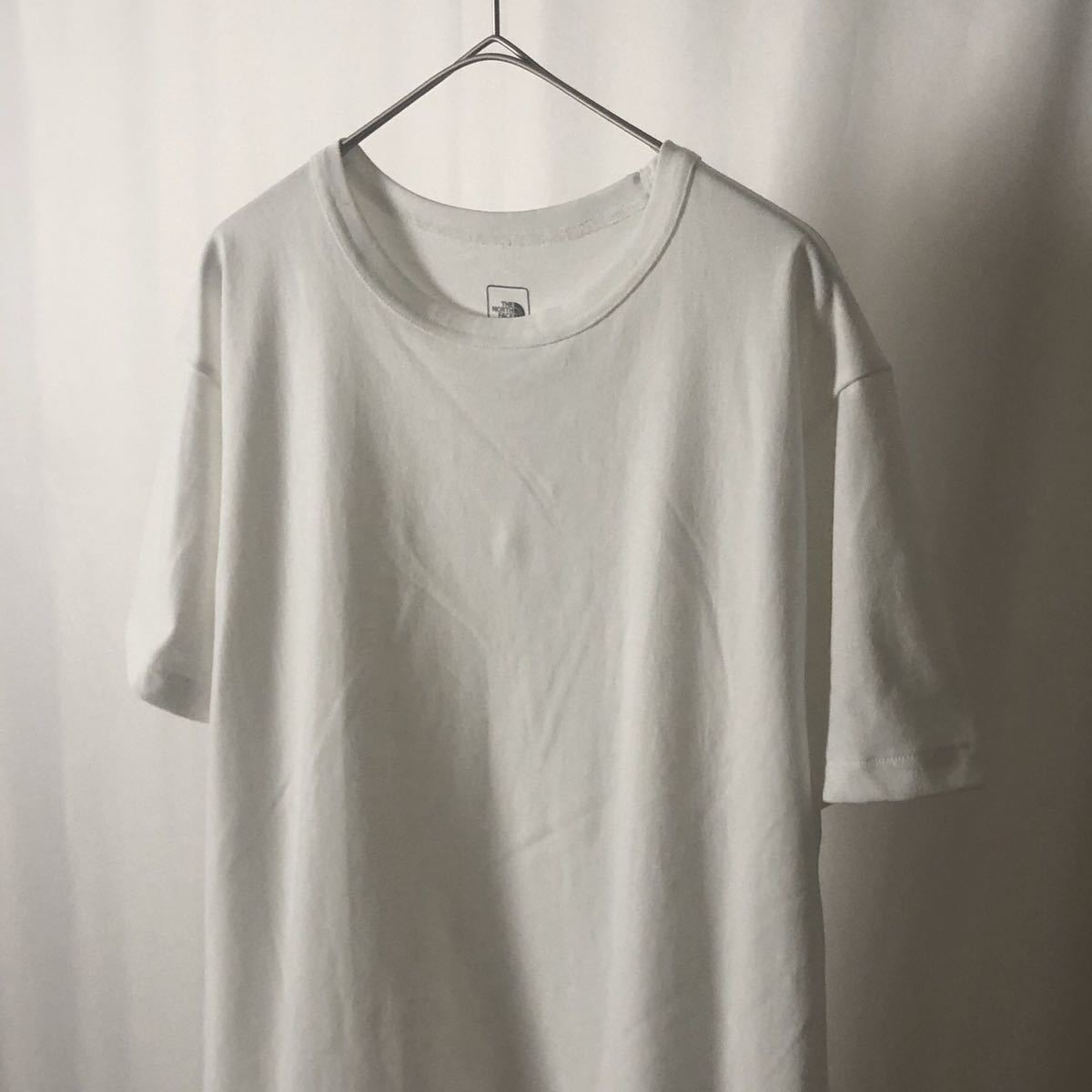 THE NORTH FACE ノースフェイス ロゴTシャツ 半袖