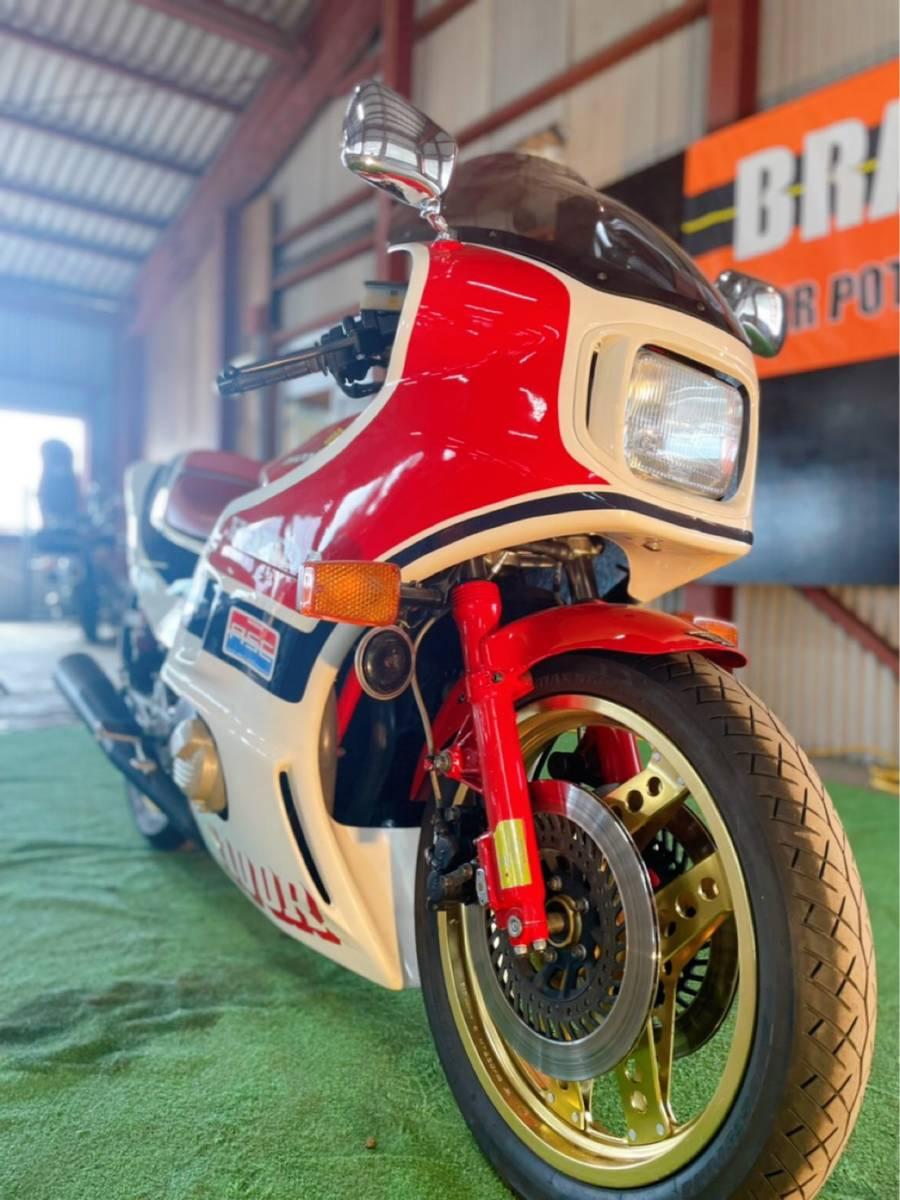 「美車 バイク 旧車 絶版車 HONDA CB1100R RC 極上車! 名車! 希少車!」の画像2
