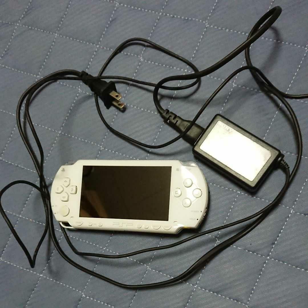 SONY PSP本体 充電器
