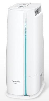 送料2000円 F-YZT60-A 衣類乾燥除湿機 デシカント方式 Panasonic パナソニック 青 ブルー_画像1