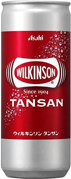 最安【即決・送料無料】アサヒ飲料 ウィルキンソン タンサン 炭酸水 250ml×20本_画像1
