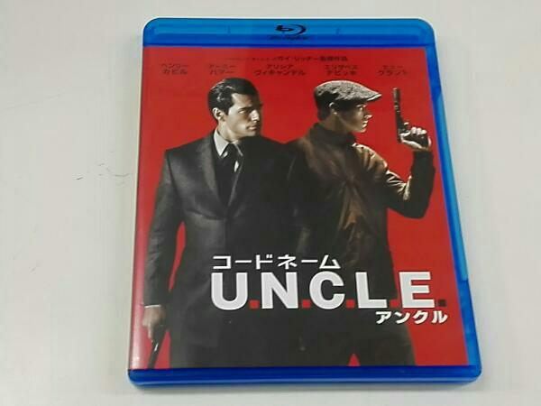 コードネームU.N.C.L.E. ブルーレイ&DVDセット(Blu-ray Disc)_画像1