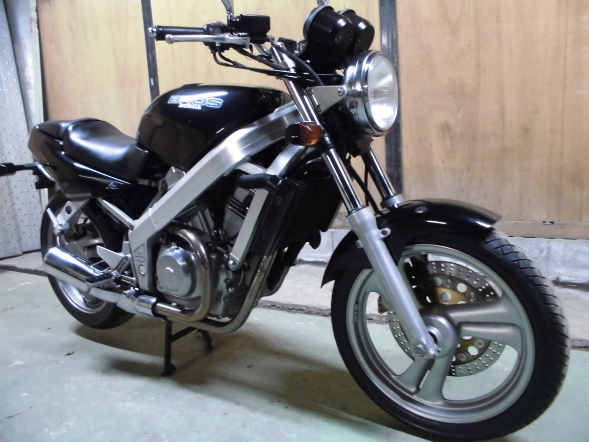 「ホンダ ブロス650 RC31型モデル 千葉市~格安発送あり。」の画像1