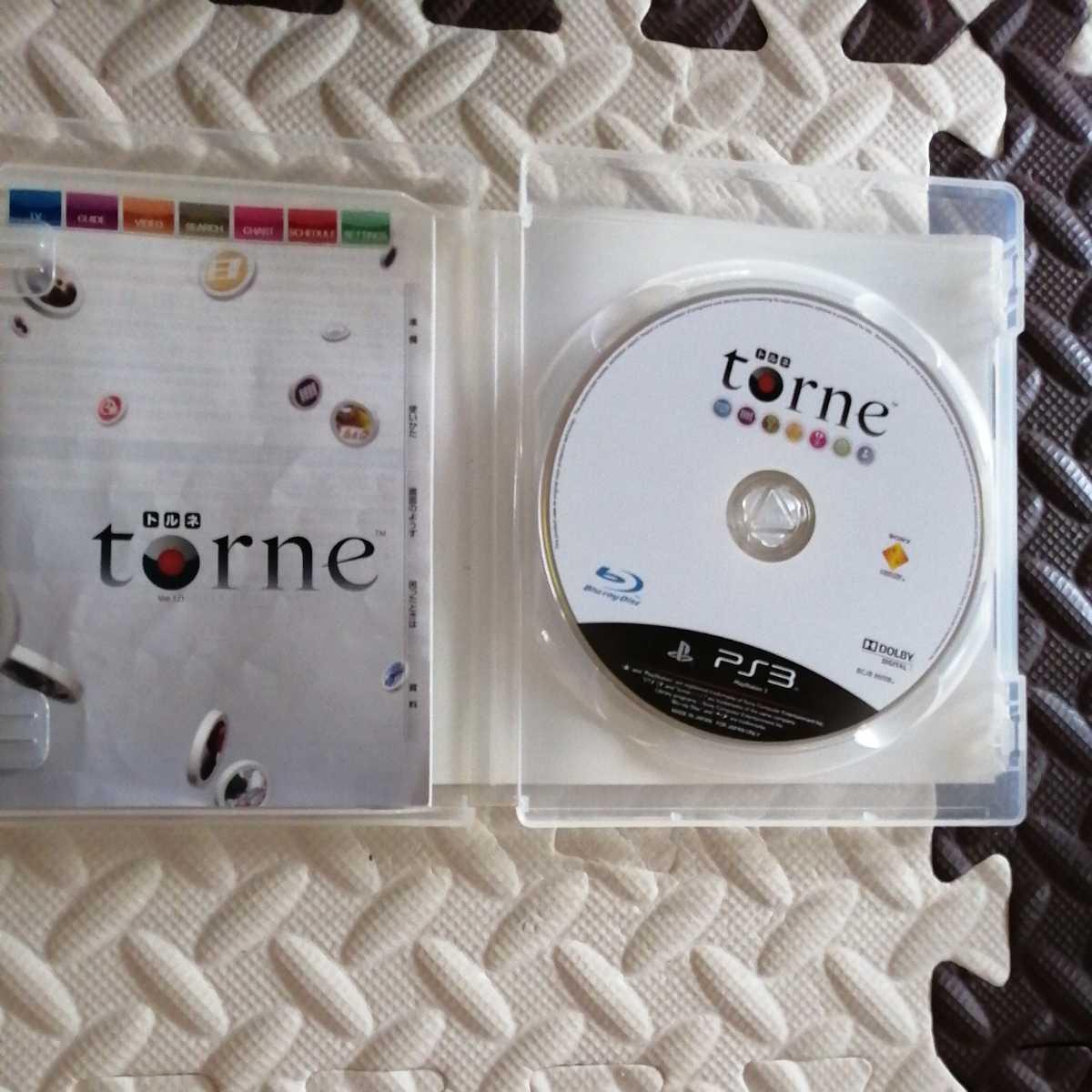 トルネ torne CECH-ZD1 地上デジタルチューナー PS3 PlayStation3 プレステ3 プレイステーション3 SONY 動作確認済み