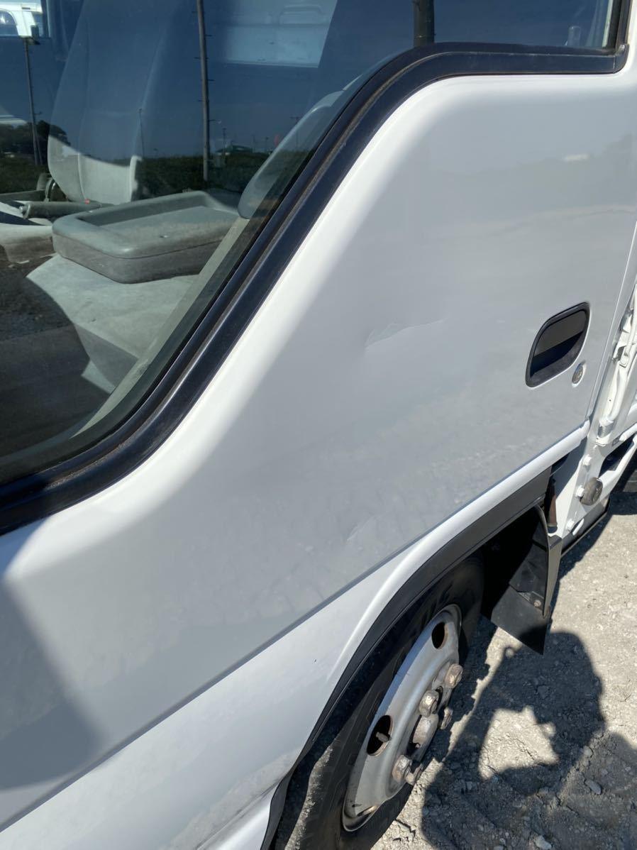 「いすゞ エルフ AT オートマ 平ボディ 標準 NKR85 」の画像3