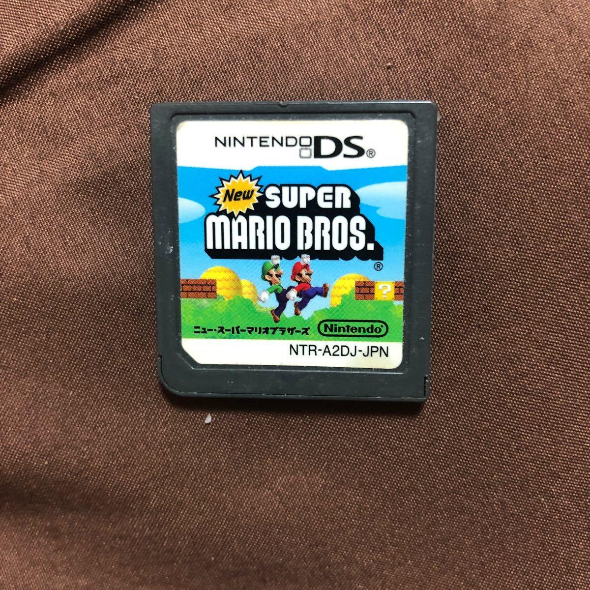 Newスーパーマリオブラザーズ ニンテンドーDS DSソフト