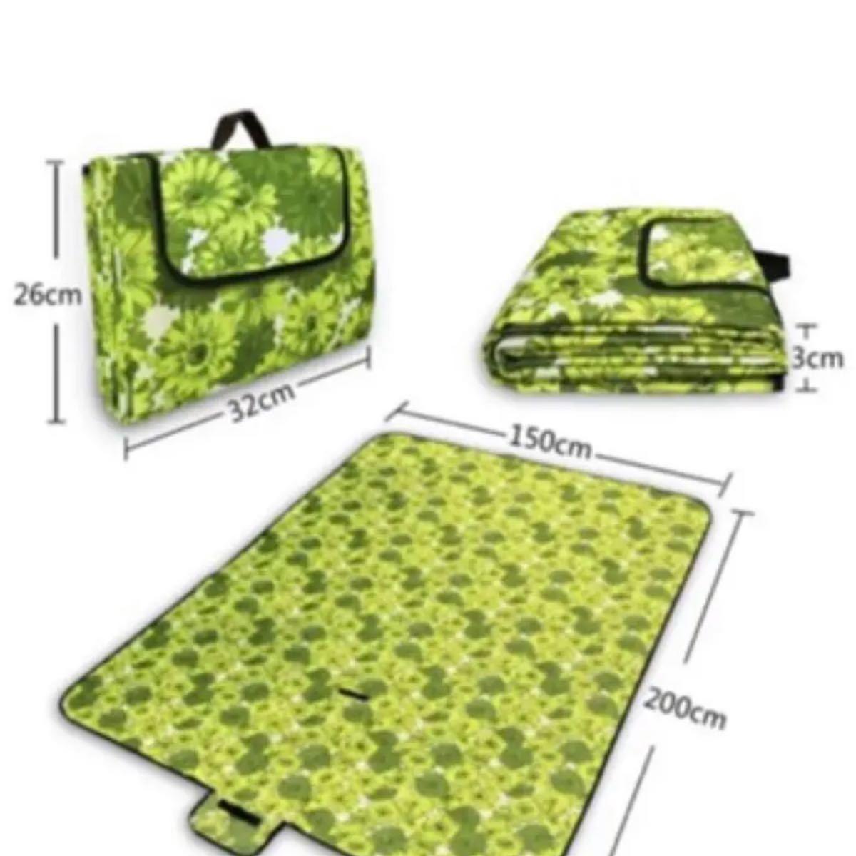 レジャーシート厚手 ピクニックマット200*150cm 2-6人用 1200Dオックスフォード素材 ござ 防水四季が通用