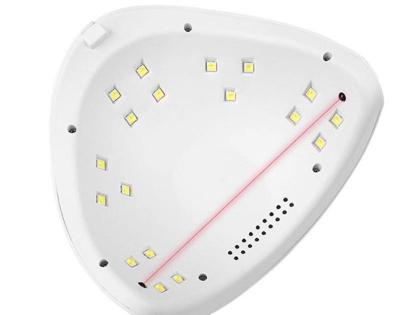 レジン用 硬化ライト uvライト ネイルドライヤー