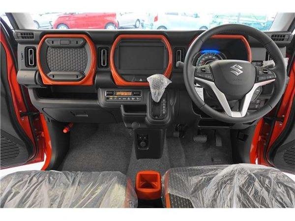 「ハスラー 660 ハイブリッド Xターボ ブレーキサポート LEDヘッドライト」の画像3