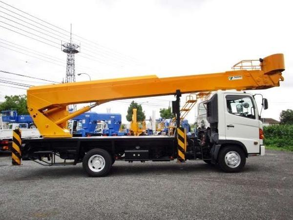 「レンジャー AT-270TG タダノ 27m 高所作業車」の画像3