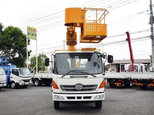 「レンジャー AT-270TG タダノ 27m 高所作業車」の画像2
