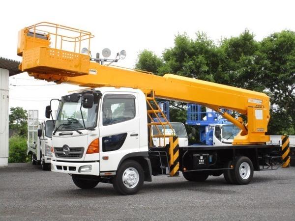 「レンジャー AT-270TG タダノ 27m 高所作業車」の画像1