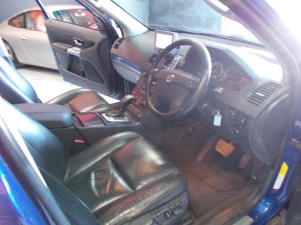 XC90  океан   race   ограниченный  4WD   Ксенон   черный  кожа   люк  250 подставка   ограничение  автомобиль