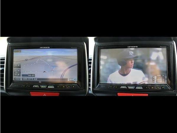 「N-BOX 660 カスタムG Lパッケージ SDナビ フルセグTV 車高調 外LEDテール」の画像2