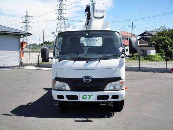 「デュトロ AT-121TG(R) FRPバケット タダノ 12m 高所作業車」の画像2