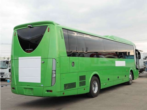 「エアロエース 43人乗り ハイデッカー 観光バス」の画像2