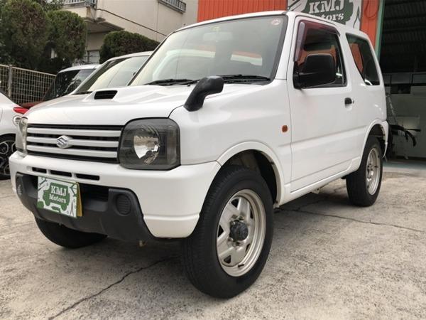 「ジムニー 660 XG 4WD 車検整備付き パートタイム4WD」の画像1