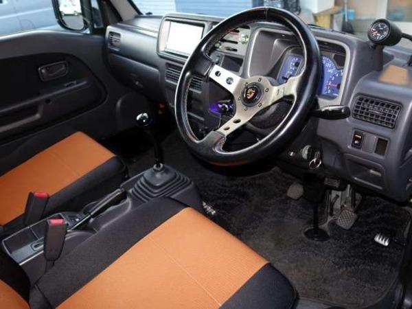 サンバーディアスワゴン 660 スーパーチャージャー 4WD ナビ フルセグ DVD ブーストアップ_画像5