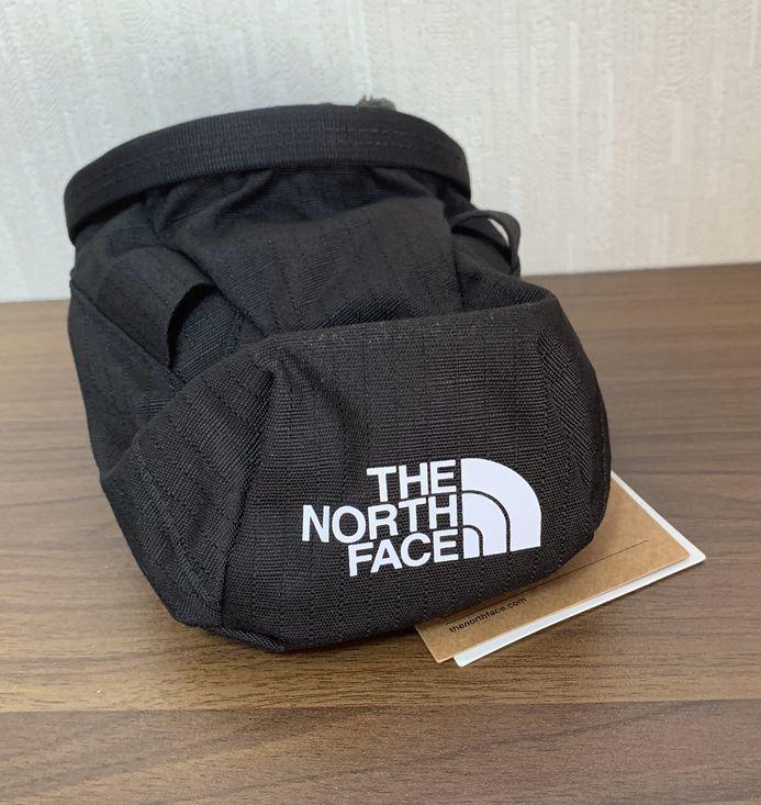 THE NORTH FACE ノースフェイス チョークバッグ ウエストバッグ TNF BLACK