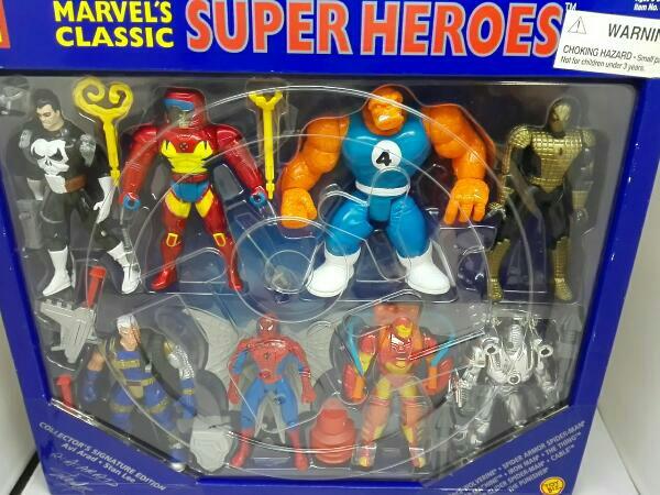 マーベルズコレクション スーパーヒーローズ フィギュア グッズの画像
