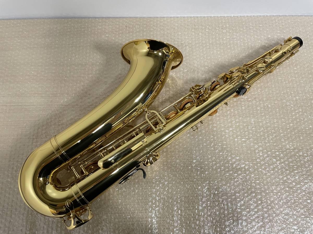 YAMAHA/ヤマハ/YTS-34II/テナーサックス/ESTABLISHED IN 1887/管楽器/ハードケース付/_画像8