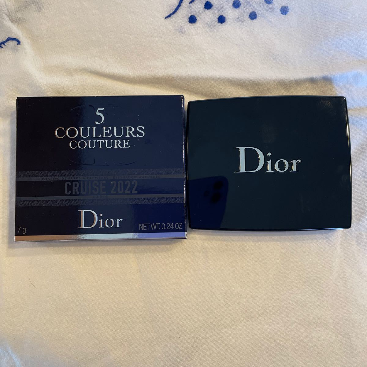 お値下げ中!Dior ディオール アイシャドウ 限定 サンククルール 022クルーズ ルック